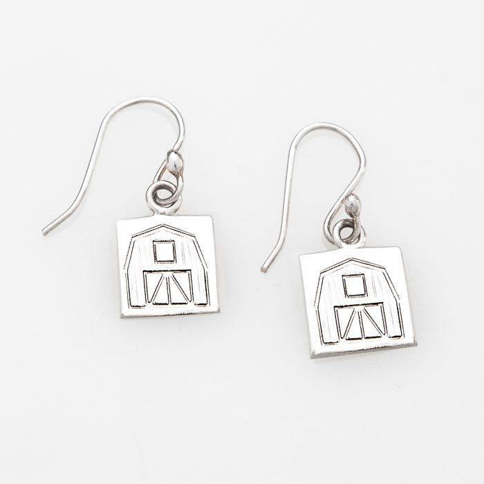Quilt Barn Quilt Jewelry Hook Earrings