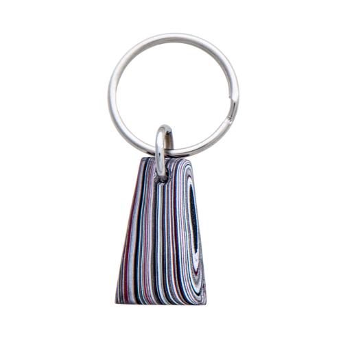 Fordite Key Chain KCF0026
