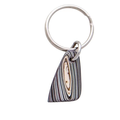 Fordite Key Chain KCF0032