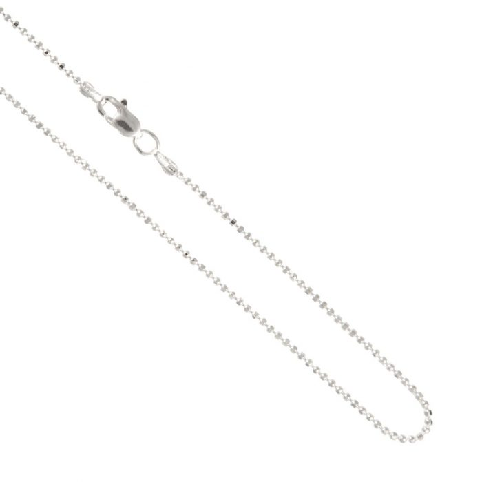 Bolitas Chain in sterling silver Siesta Silver Jewelry