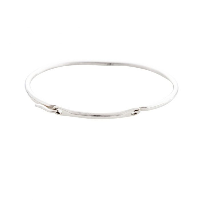 Siesta Small Convertible Bangle in Sterling Silver Siesta Silver Jewelry